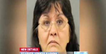 Texas Teacher Claims She Couldn't Have Fondled Black Student Because She's Racist