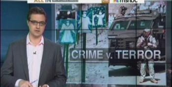 Chris Hayes On Violence And Terrorism: What's The Difference?