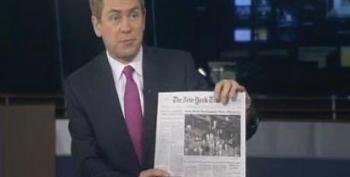 NY News Anchor Pat Kiernan Reads Gabby Gifford's Entire Op-Ed On Air