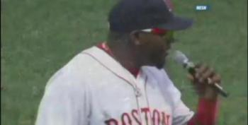 'Big Papi' David Ortiz: 'This Is Our Fucking City!'