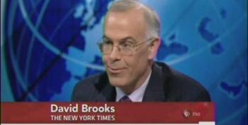 Now David Brooks Would Like To See A Debate On Overreaction To Terrorism