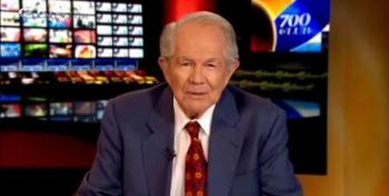 Pat Robertson Links Planned Parenthood To Hitler And Black 'Genocide'