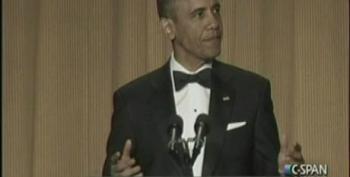 President Obama At The 2014 White House Correspondents Dinner