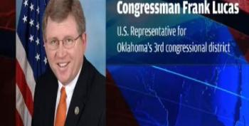 Rep. Lucas Suspects Obama Gun Control 'Conspiracy' To Buy All The Ammunition