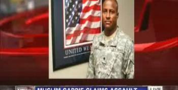 Man Angry Over Boston Bombings Breaks Jaw Of 'F*cking Muslim' Iraq War Veteran