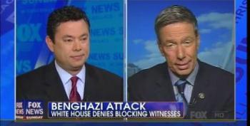 Fox News Shuts Down Dem Rep.: Talk Of Republican Benghazi Hypocrisy Is 'Getting Off Track'
