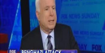 McCain Compare Benghazi To Iran-Contra Affair