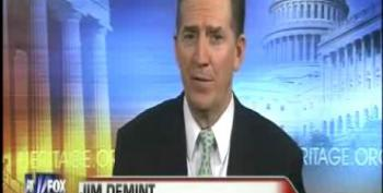 DeMint Complains That 'Unlawful Immigrants' Could Live 'Another 50 Years'