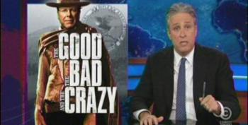 Stewart: NRA Convention Same Lineup As CPAC With Better Introductions