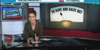 Rachel Maddow Takes Another Shot At PolitiFact For 'Ruining Fact-Checking'