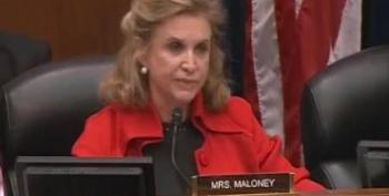 Maloney Rips Issa And Republicans At House Benghazi Hearing