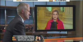 Maloney And Boehlert Slam Republican Benghazi Witch Hunt