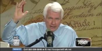 Bryan Fischer Refuses To Answer 'Simple Yes Or No Question' About His 'Gay Impulses'