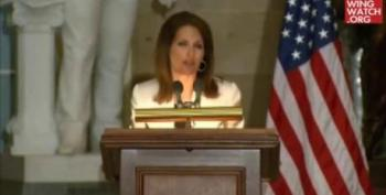 Michele Bachmann: 9/11 And Benghazi Were God's Judgment