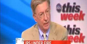 George Will Floats Impeachment After IRS Targets Tea Party Groups