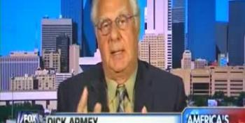 Tea Party 'Leader' Dick Armey Confuses Benghazi With Bangladesh