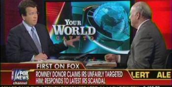 Billionaire Romney Backer Accuses IRS Of Targeting Him