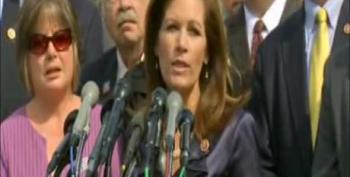 Bachmann Fires Up Tea Party To Repeal Obamacare: 'This Issue Is Now Revived!'