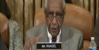 Rangel To IRS Official: Citizens United Was 'Invitation... For Abuse' Of The Tax Code