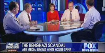 Fox Panel Ignores ABC Email Fiasco While Continuing The Scandal Mongering On Benghazi