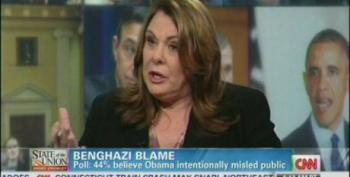 Candy Crowley Develops Case Of Amnesia Since Presidential Debates On Benghazi