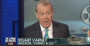 Fox's Varney: Obama Re-Election 'Was Orchestrated By Government Bureaucrats'