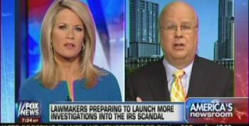 Fox Brings On Karl Rove To Discuss IRS 'Scandal' While Ignoring His Own