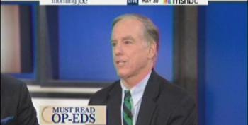 Howard Dean Calls Out National Review For Being A Right-Wing Rag