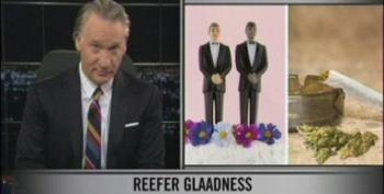 Maher: New Rule: Pot Is The New Gay Marriage