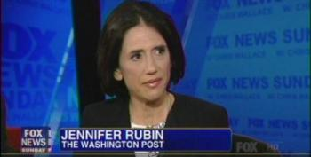 Jennifer Rubin: Bush Demanded 'Accountability And Candor' On Plame Leak