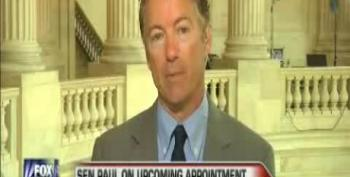 Rand Paul: Promoting Susan Rice Undermines Obama's 'Moral Authority'