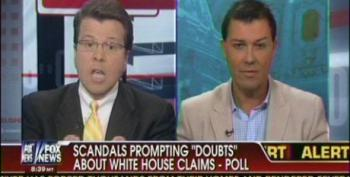 Cavuto Cuts Guest's Mic When Called Out For Conflating Obama 'Scandals'