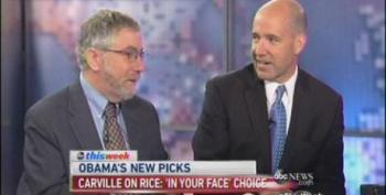 Dowd Complains That Rice Pick Is 'Stick In The Eye' To Republicans
