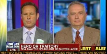 Ralph Peters: 'Bring Back The Death Penalty' For NSA Leaker