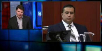 Fox News Host: Zimmerman 'Has Already Been Punished' With Weight Gain