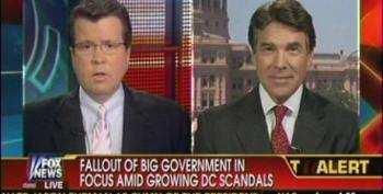 Rick Perry: 'Part Time Congress' Would Prevent 'Out Of Control' Government Intrusions