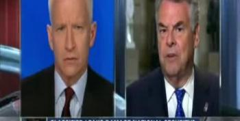Rep. Peter King Calls For Criminal Prosecution Of Journalists