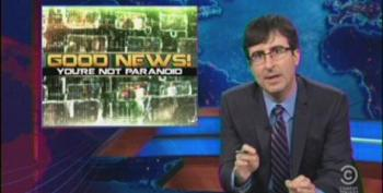 John Oliver Slams Republicans For Reactions To NSA Surveillance