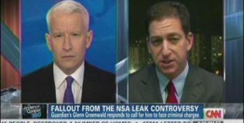 Greenwald Fires Back At King For Wanting Him Arrested For 'Crime Of Doing Journalism'