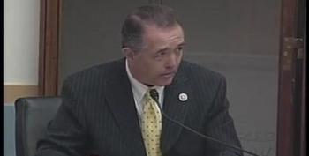 "Rep. Trent Franks: ""The Incidence Of Rape Resulting In Pregnancy Are Very Low"""