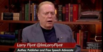 Larry Flynt 'Never Met A Republican Who Wasn't... In His Heart A Racist'