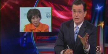 Colbert Skewers WSJ's Rabinowitz For Rant Against Citi-Bike Program