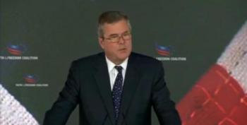 Jeb Bush: 'Immigrants Are More Fertile'