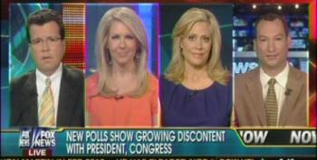 Fox Panel Pretends Obama Taking Responsibility For Fake Scandals Will End Fox Scandal Mongering