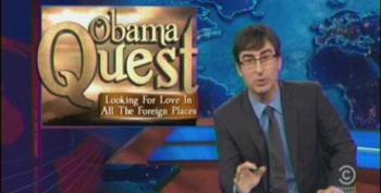 The Daily Show: Obama Quest
