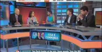 Joy Reid Calls Out Fournier And Haberman For Carrying Water For Issa