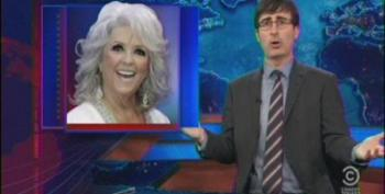 Daily Show Asks If Paula Deen Is Suffering From 'Adult Onset Racism'