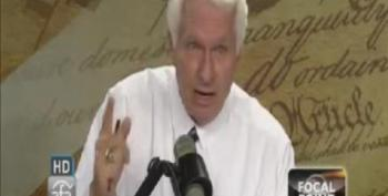Bryan Fischer: Hillary Is A 'White Person' So Obama Will Have To 'Sit In The Back Of The Bus'