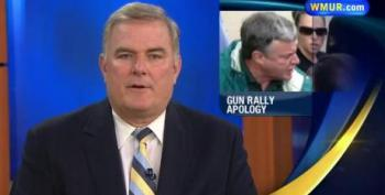 Gun Shop Owner Apologizes For Actions At Gun Control Rally