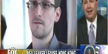 Edward Snowden Flees Hong Kong For Venezuela -- Via Russia And Cuba